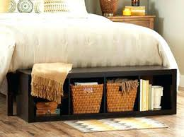 end of bed storage bench. Amazing End Bed Storage Bench Of Inside Designs 2 Westwarrenbakeryco The Remodel O