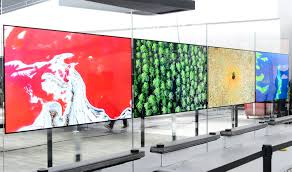 Lg Glass Tv Design Lg Bets High On Premium Tv Market With Industry Leading Oled
