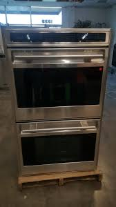 wolf 30 ss l series double wall oven d030f s 3000