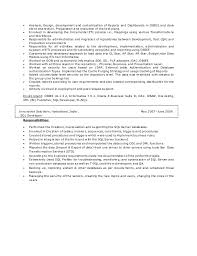 7 - Obiee Developer Resume