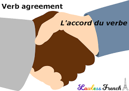French Verb Chart Faire French Verb Agreement Lawless French Grammar