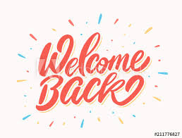 Welcome Back Banner Buy This Stock Vector And Explore