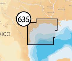 Navionics Platinum Xl 635p West Gulf Of Mexico