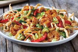Shrimp Wonton Stir Fry Try Our Delicious Applebees Recipe