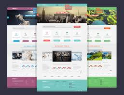 Website Design Templates 24 Stylish Web Design Free PSD Templates Free PSD Files 20