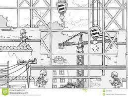 Coloring Pages: Construction And Coloring Along Seattle Children S ...