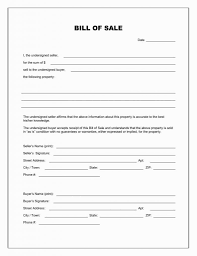 Free Auto Bill Of Sale Template Sample Of Bill Sale For A Car Vehicle Template Wcc Usaorg Worksheets
