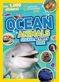ocean s sticker activity book