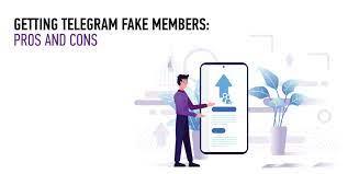telegram fake members for channel