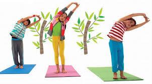 Resultado de imagen para yoga en niños