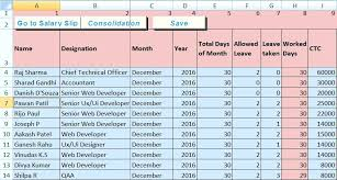 Income Statement Format Excel Monthly Income Statement Format In Excel Template Example Xls