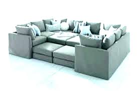 leather sectional regarding your own home build your own sectional sofa home and furniture modern deep