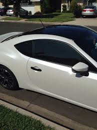 Scion FR S Glossy Black Roof and Door handles Yelp