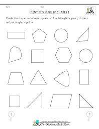 Basic Shapes Worksheets Kindergarten Drawing Worksheets Wonderfully ...