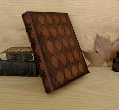 leather journal blank book brown leather artist quality paper thoughts meval journey