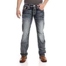Rock Revival Jeans Size Chart Women S Rock Revival Dan Straight Leg Jeans