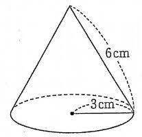 円錐 表面積 裏 ワザ