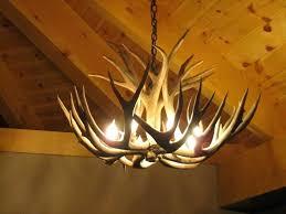 diy antler chandelier elk antler chandelier