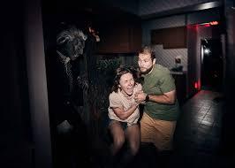 poltergeist haunted house halloween horror nights orlando universal orlando