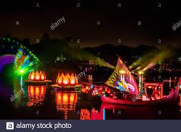 Rivers Of Light Orlando Orlando Florida December 16 2019 Rivers Of Light Show At