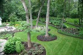 Small Picture Landscaping Ideas Backyard Golf Course The Garden Inspirations
