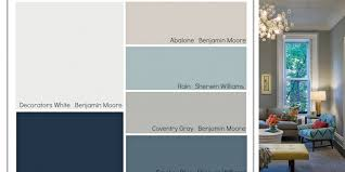 paint color schemeRemodelaholic  Transitional Paint Color Palette