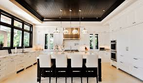 Black Ceilings painted ceiling ideas freshome 5197 by uwakikaiketsu.us