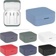 Newpee Anti-scratch Silicone Bluetooth Earphones Protective Case for Xiaomi  Air 2 SE buy on ZoodMall. Newpee Anti-scratch Silicone Bluetooth Earphones  Protective Case for Xiaomi Air 2 SE: best prices, reviews, description.
