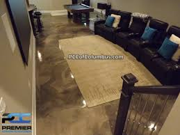 epoxy flooring basement. OUR MOST POPULAR BASEMENT COATING - EPOXY FLOORING Epoxy Flooring Basement
