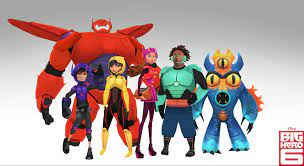Big Hero 6 - Biệt Đội Big Hero 6 người hâm mộ Art (38436124) - fanpop