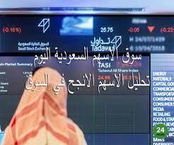 سوق الاسهم السعودية اليوم | تحليل الاسهم الأنجح في السوق لتحقيق تداول ناجح  ومثمر