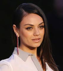 10 pictures of mila kunis without makeup