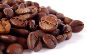 death, coffee beans, potato, eggs