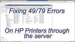Hp Color Laserjet Cp2025 Error Code 79ll L