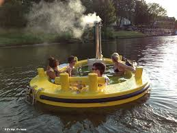 perhaps it s a tub no it s the hottug this innovative device you see in the pictures is a combination of a hot tub and a