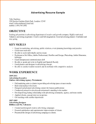 One Page Resume Template Free Single Page Resume Sample Single