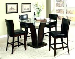 triangle counter height dining table within counter height round table plans counter height table and chairs