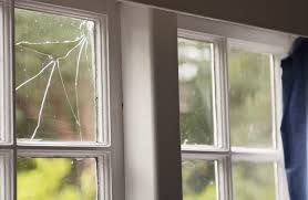 how to deal with broken glass windows