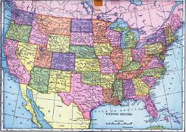 us highway map with time zones justinhubbardme maps united states