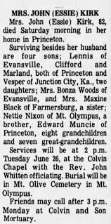 Clipping from Princeton Daily Clarion - Newspapers.com