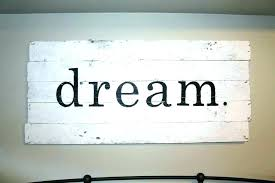 full size of word whizzle wall decor stickers wooden sayings dream interiors photos town hall architects