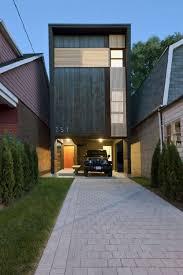 Modest Rectangular Homes