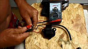 how to check a johnson and evinrude coil how to check a johnson and evinrude coil