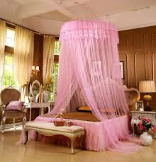 Details about Kids Adult Bed Canopy Bedcover Hanging Dome Mosquito Net Curtain Bedroom Decor