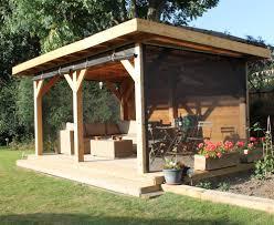 garden gazebo. Gazebo Wind Protection Walls. Garden