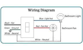 bathroom exhaust fan ght wiring diagram and one switch vent bathroom vent fan light installation bath smart exhaust timer switch from bob lighting exciting