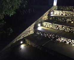 lighting steps. external lighting steps lighting steps