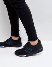 new balance. new balance 247 sport trainers in black mrl247pr