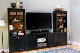 entertainment center with towers. Just Two Projects The Towers And Console But Look At How Beautiful It Is All That Storage Absolutely Love You Could Use With Entertainment Center