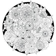 Mindfulness Colouring Sheets Pdf Meditation Coloring Pages Medium